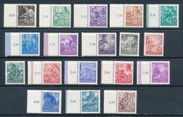 DDR 362/79 ** Mi. 150,- - Unused Stamps