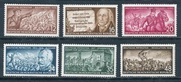 DDR 398/403 ** Mi. 15,- - Unused Stamps