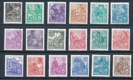 DDR 405/22 ** Mi. 250,- - Unused Stamps