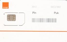 GSM WITH CHIP BELGIO ORANGE (E60.21.8 - België