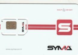 GSM WITH CHIP FRANCIA (E60.1.7 - Nachladekarten (Handy/SIM)
