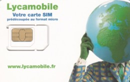 GSM WITH CHIP FRANCIA (E60.2.6 - Nachladekarten (Handy/SIM)