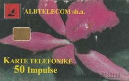 PHONE CARD ALBANIA (E60.9.1 - Albanie