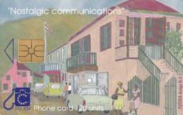 PHONE CARD ANTILLE OLANDESI (E60.6.6 - Antilles (Neérlandaises)