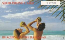 PHONE CARD BAHAMAS (E60.9.2 - Bahama's