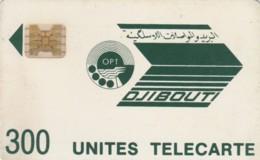 PHONE CARD DJIBOUTI (E60.24.4 - Djibouti