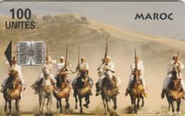 PHONE CARD MAROCCO (E60.3.7 - Marokko