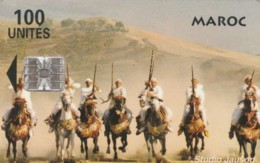 PHONE CARD MAROCCO (E60.3.8 - Morocco