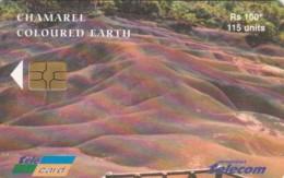 PHONE CARD MAURITIUS (E60.23.1 - Mauritius