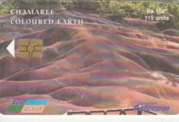 PHONE CARD MAURITIUS (E60.23.5 - Mauritius
