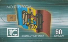 PHONE CARD MOLDAVIA (E60.24.2 - Moldova