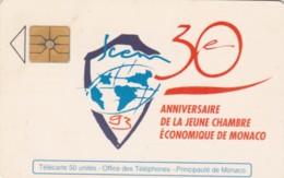 PHONE CARD MONACO (E60.6.4 - Mongolei
