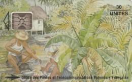 PHONE CARD POLINESIA FRANCESE (E60.4.2 - Frans-Polynesië