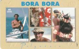 PHONE CARD POLINESIA FRANCESE (E60.8.2 - Frans-Polynesië