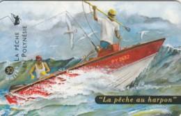 PHONE CARD POLINESIA FRANCESE (E60.10.1 - Frans-Polynesië