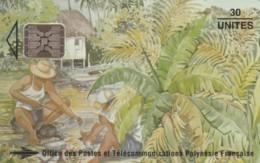PHONE CARD POLINESIA FRANCESE (E60.17.5 - Polynésie Française