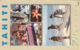 PHONE CARD POLINESIA FRANCESE (E60.19.7 - Frans-Polynesië