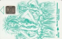 PHONE CARD POLINESIA FRANCESE (E60.22.5 - Polynésie Française