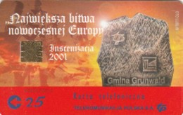 PHONE CARD POLONIA CHIP (E60.23.2 - Polonia