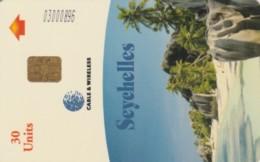PHONE CARD SEYCHELLES (E60.8.7 - Seychellen