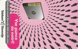 PHONE CARD SLOVENIA (E60.7.4 - Slovénie