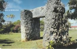 PHONE CARD TONGA (E60.9.4 - Tonga