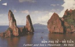 PHONE CARD VIETNAM (E60.20.4 - Vietnam