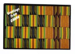 Cartolina Postale - Ghana - Greeting From Ghana  - Non Viaggiata - Ghana - Gold Coast