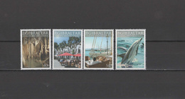 Gibraltar 2004 Michel 1064-1067 Europa CEPT, Holidays, Dolphins Set Of 4 MNH - Gibraltar