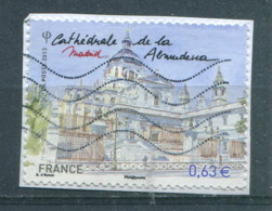 France 2013 - YT 4731 (o) Sur Fragment - Frankreich