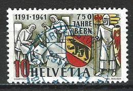 SBK 253, Mi 398 O Bürgenstock - Used Stamps