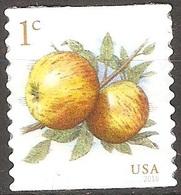États Unis - 2016 - Pommes- YT 4944 Oblitéré - Usati