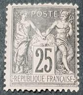 Sage N° 97 Neuf * Gomme D'Origine  TB - 1876-1898 Sage (Type II)