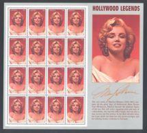 Liberia - 1996 Marilyn Monroe Sheet MNH__(THB-856) - Liberia