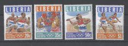 Liberia - 1996 Modern Olympic Games MNH__(TH-13536) - Liberia