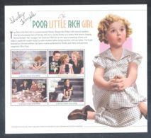 Liberia - 2000 Poor Little Rich Girl Kleinbogen (2) MNH__(THB-450) - Liberia