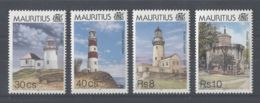 Mauritius - 1995 Lighthouses MNH__(TH-5175) - Mauritius (1968-...)