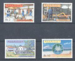 Mauritius - 2001 Achievements MNH__(TH-1948) - Mauritius (1968-...)