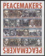 Micronesia - 2000 Peace Efforts Sheet MNH__(THB-4028) - Mikronesien