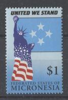 Micronesia - 2002 Terrorist Attack MNH__(TH-12985) - Micronesia