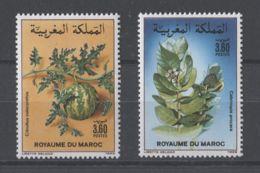 Morocco - 1988 Flora MNH__(TH-13145) - Marokko (1956-...)
