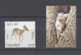 Namibia - 1999 Fauna MNH__(TH-13695) - Namibia (1990- ...)