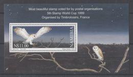 Namibia - 1999 Most Beautiful Stamp Block MNH__(TH-13441) - Namibia (1990- ...)