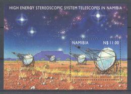 Namibia - 2000 Astronomy Block MNH__(TH-959) - Namibia (1990- ...)