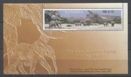 Namibia - 2003 Most Beautiful Stamp Block MNH__(TH-12899) - Namibia (1990- ...)