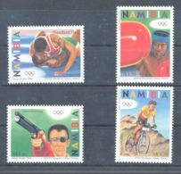 Namibia - 2004 Athens MNH__(TH-3648) - Namibia (1990- ...)