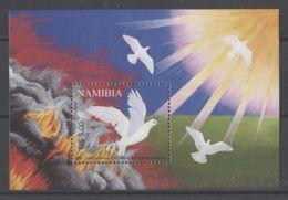 Namibia - 2004 Colonial Wars Block MNH__(TH-13791) - Namibia (1990- ...)