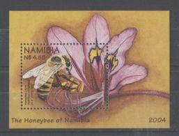 Namibia - 2004 Honeybee Block MNH__(TH-10919) - Namibia (1990- ...)