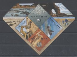 Namibia - 2008 Diamond Mines Block MNH__(TH-5080) - Namibia (1990- ...)