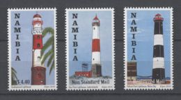 Namibia - 2010 Lighthouses MNH__(TH-14058) - Namibia (1990- ...)